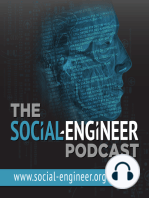 Ep. 040 - Putting the Psycho in Social Engineering