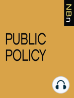 "Paul Bonin-Rodriguez, ""Performing Policy"" (Palgrave, 2014)"