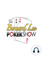 The Bernard Lee Poker Show 10-31-17 with Guest Jesse Martin