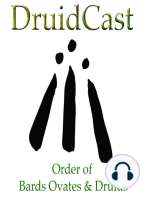 DruidCast - A Druid Podcast Episode 13 - first birthday edition