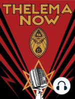"""Thelema NOW! Guest"""" Cynthia Cross (20 minutes)"""