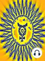 Venus conjunct the Sun in Scorpio