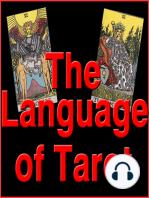 Language of Tarot - Three of Wands