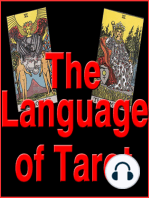 Language of Tarot - Eight of Cups