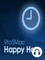 Happy Hour Podcast 140 | Apple TV 4K hands on, High Sierra debut, and what's new in watchOS 4.1
