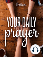 A Prayer of Release to God for What We Cannot Control