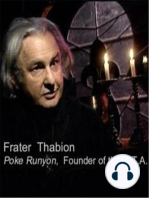 The 30th Enochian Aethyr - Thabion Reads Crowley (re-broadcast)