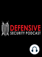 Defensive Security Podcast Episode 60