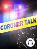 Pt. 3 Cocaine, Killing and Coverup – Pathology - Coroner Talk™ | Death Investigation Training | Police and Law Enforcement