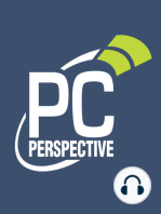 PC Perspective Podcast CES 2015 - Day 1