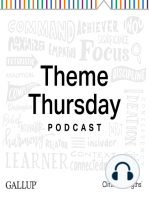Understanding and Investing in Your Competition Talent -- Theme Thursday Season 4