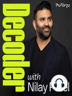 Alibaba exec Joe Tsai (Live at Code 2018)