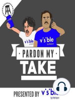 Ryan Leaf + Masters Recap and We're A Patrick Reed Podcast Now