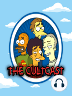 CultCast #24 - RAWRs Of The Mountain Lion