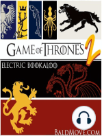 """""""Gods of Thrones"""" – """"Fire and Blood"""" – Part 2"""