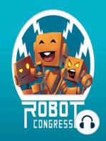 ROBOT CONGRESS - 55 - Pitchforks for EA