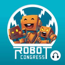 ROBOT CONGRESS - 73 - Trumped Up Supreme Court Picks (Ft. Ali Rothman)