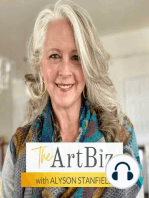 How To Be A More Confident Artist with Gwen Fox (#24)