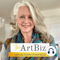 Multiply Your Audience and Expand Your Show's Impact with Jill Powers (#27): Jill Powers is a sculptor, installation artist and educator who creates art related to ecological issues. Jill discusses how her events educate, delight and challenge the viewer, and how she came to seek out unique collaborations with area businesses,...