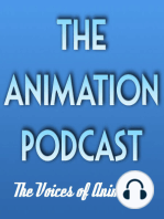 Animation Podcast 029 - Eric Goldberg, Part One
