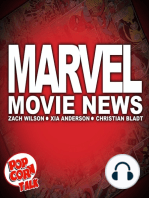Disney+ Announces HAWKEYE SERIES & Two More! - MMN #222!