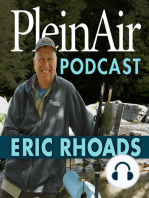 Impressionist Artist Richard Oversmith on Plein Air Painting Techniques and More