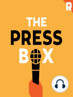 How the Media Normalized Sports Gambling, John McCain's Long Goodbye, and Katie Nolan Gets Called Out | The Press Box (Ep. 468)