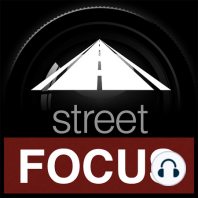 Street Focus 104: Q&A and Goodbye: This week on Street Focus my good friend and photographer Ian MacDonald helps me answer a few questions  about mirrorless technology, how to prevent photo theft and what photography resources we recommend for inspiration.