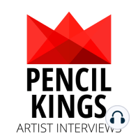 PK 184: From starting to pro level art in 7 months - what?!: Kristen's college professor told her she couldn't draw and after 10 years of believing that lie, she was inspired by the idea of showing her own work at an art convention. The only problem was that she was starting literally from the beginning. To get...