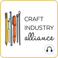 Episode #113: Casey York: Today we're talking about quilting and art history with my guest, Casey York. Casey has sewn for most of her life and has been making quilts for a decade. Initially inspired by the graphic possibilities of appliqué, she has worked in the quilting industr...