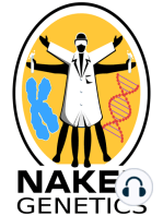 Genes for all - Naked Genetics 16.06.14