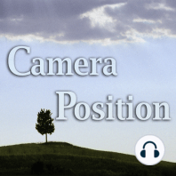Camera Position 23 : Take a Left Turn: Photographs by Jeff Curto Sometimes, when you think that there is a photographic subject in front of you, you can't see the picture you want to make. In this episode, I talk about taking a left turn, both to find a photograph and to provide a catalyst ...