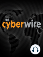 Wi-Fi access point zero-day reported. US Cyber Command on the offensive. Transparency is tougher than it looks. GandCrab not paying out as much—good. PIPEDA takes effect. Soulmate spyware.