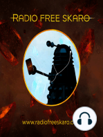 Radio Free Skaro – 2018 Advent Calendar, Day 15