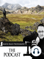 Interview with Andrew S Gibson Photography Author