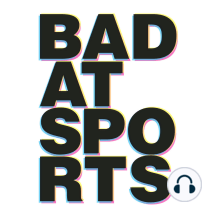 Bad at Sports Episode: 572 Dawn Hancock Firebelly Design: Dawn Hancock! Chicago Design thought leader and righteous warrior for a better world and better design! Live from the late late afternoon show. https://www.firebellydesign.com/work https://www.firebellydesign.com/people...