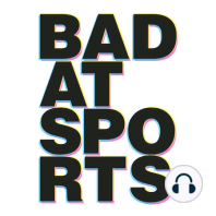Bad at Sports Episode 115: Judy Ledgerwood with guest host Tony Tasset: Holy crap! This show is an instant classic. Richard returns; not only to production duty but also, at long last, to interview duty. Painter and art legend Judy Ledgerwood is our guest. Guest host Tony Tasset joins in on interviewing duties to ask...