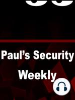 Ex-NSA, Microsoft, Vault 8, and Backdoor in SATNAV - Paul's Security Weekly #536
