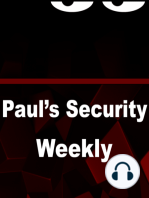 Paul's Security Weekly #496 - Lesley Carhart, Motorola Solutions/US Air Force Reserve