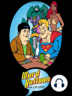 Word Balloon Podcast The Comic Books Comeback Of Mike Oeming and DC VPs