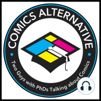 Comics Alternative Interviews: Another Conversation with Luke Healy: Ego Boost