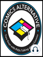 Episode 35 - Review of New #1s and a Discussion of the Eisner Award Nominees