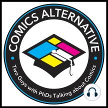 Episode 29 - Recent Crime, Detective, and Noir Comics, Part II: Watching the Detectives