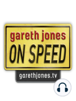 Gareth Jones On Speed #263 for 06 November 2015