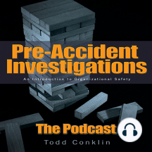 PAPod 118 - Sidney Dekker and The End of Heaven: Safety Podcast, Safety Program, Safety Storytelling, Investigations, Human Performance, Safety Differently, Operational Excellence, Resilience Engineering, Safety and Resilience Incentives This episode of the PreAccident Podcast is a special conversation...