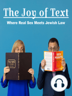 On Matzah and Sex (Yerushalmi Pesachim 10:1)