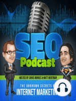 Internet Marketing Podcast - #seopodcast 37