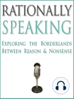 Rationally Speaking #39 - The Science and Philosophy of Free Will