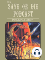 Save or Die Podcast Adventure #30