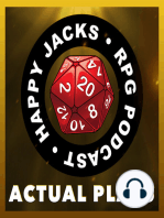 WILD00 Happy Jacks RPG Actual Play, Wild Wild Talents, Wild Talents (ORE)
